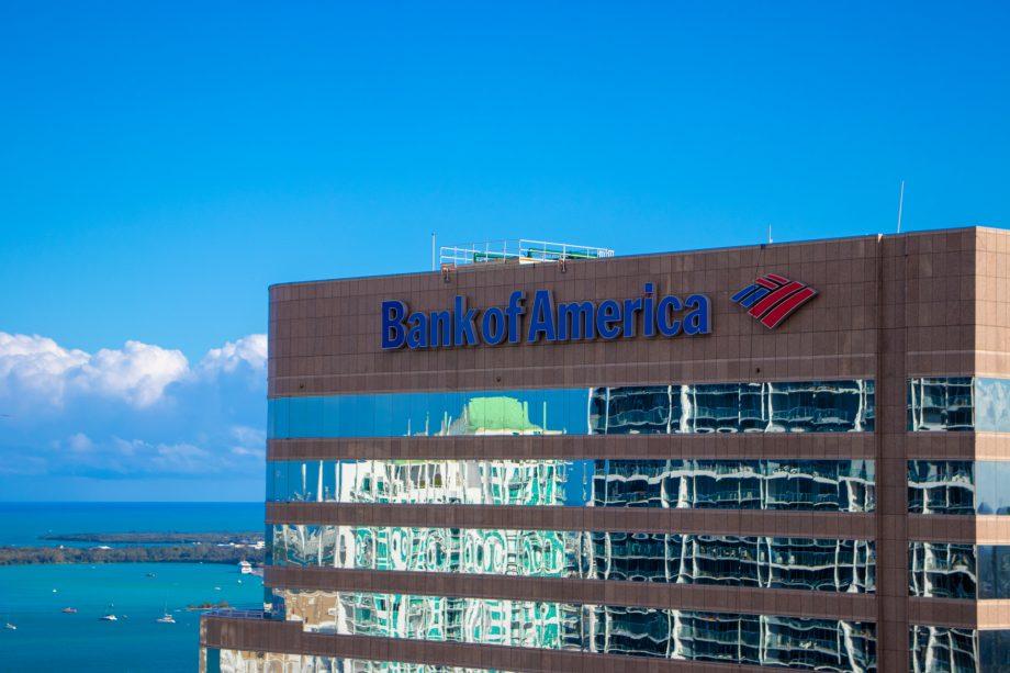 Bank of America Gebäude