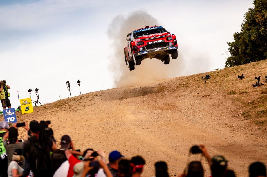 Rallye in der Wüste