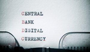 Central Bank Digital Currency Schreibmaschine