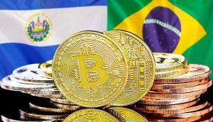 El Salvador Bitcoin und Brasilien
