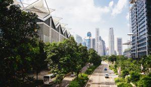 Beispielbild einer Green City
