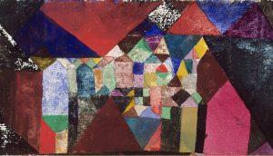 Flicken von Paul Klee